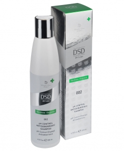 DSD De Luxe Medline Organic - 002 pH CONTROL ANTISEBORRHEIC SHAMPOO 200 ml