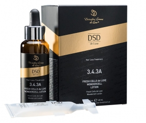 DSD De Luxe 3.4.3A - Fresh cells de luxe wondercell lotion 50+10 ml