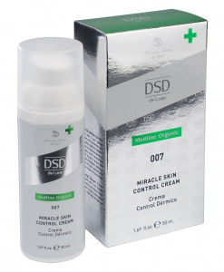 DSD De Luxe Medline Organic - 007 MIRACLE SKIN CONTROL CREAM 50 ml